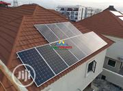 Genus Solar Powered 5kva Inverter Installation With 8 Rugged INDEX Bat | Building & Trades Services for sale in Lagos State, Lekki Phase 1