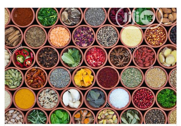 Herbs,Seed, Spice,Nuts Etc
