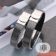 Men's Stainless Steel Bracelet Jewelry For Men(Comes In A Jewelry Box) | Jewelry for sale in Lagos State, Victoria Island