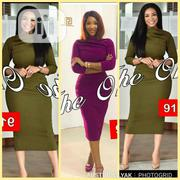 New Female Quality Long Sleeve Gown | Clothing for sale in Lagos State, Lagos Island