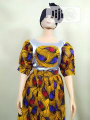 Ankara Skirt and Blouse | Clothing for sale in Abuja (FCT) State, Dei-Dei