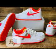 Nike Air Force 1 White Sneakers | Shoes for sale in Lagos State, Surulere