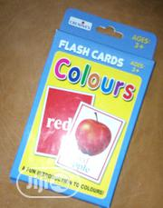 Colours Flashcards | Toys for sale in Lagos State, Agege