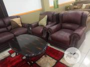Turkey Made Leather Sofa | Furniture for sale in Lagos State