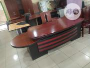 Pure Wooden Office Table | Furniture for sale in Lagos State, Ikeja