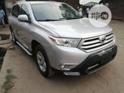 Toyota Highlander 2010 Silver | Cars for sale in Lagos State, Apapa