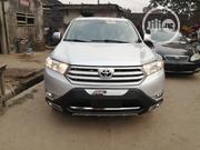 Toyota Highlander 2010 Silver   Cars for sale in Lagos State, Apapa