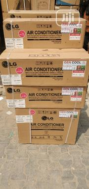 LOW VOLTAGE LG Split Ac 1.5 Horse Power   Home Appliances for sale in Lagos State, Ojo