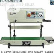 Strong Sealing Seam Unlimited Sealing Length Rugged Powder Coated All-   Manufacturing Equipment for sale in Akwa Ibom State, Abak