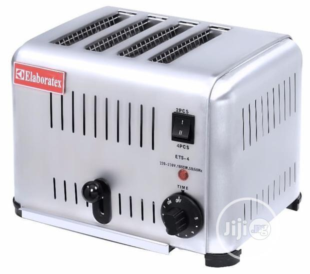 Popup Toaster 4slices