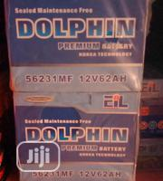 12v 62ah Dolphin Battery | Vehicle Parts & Accessories for sale in Lagos State