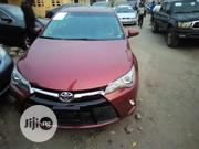 Toyota Camry 2017 Red | Cars for sale in Lagos State, Surulere