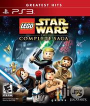 Brand New Ps3 Lego Star Wars The Complete Saga | Video Games for sale in Lagos State