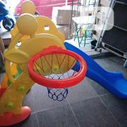 Fun Slide With Basketball Hoop   Toys for sale in Lagos State, Surulere
