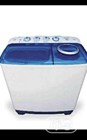 Midea 8kg Twin Tub Washing And Spinning | Home Appliances for sale in Lagos State, Lekki Phase 1