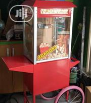 High Quality Popcorn Machine With Cart | Restaurant & Catering Equipment for sale in Lagos State, Ojo