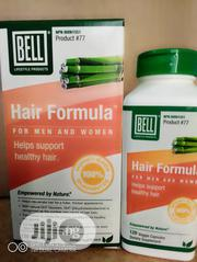 Hair Formula To Say Bye Bye To Bald Hair.   Vitamins & Supplements for sale in Lagos State, Ikeja