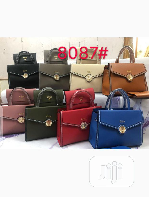 New Quality Ladies Leather Handbag