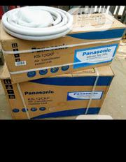 1.5 Hp Panasonic Split Airconditioner With Kits 100%Copper | Home Appliances for sale in Lagos State, Ojo