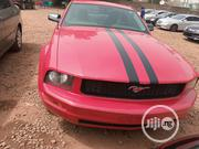 Ford Mustang 2006 V6 Premium Coupe Red | Cars for sale in Abuja (FCT) State, Central Business District