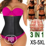 (3 In 1) Power / WAIST TRIMMER Power Belt For Tummy Trimming | Tools & Accessories for sale in Ogun State, Abeokuta South