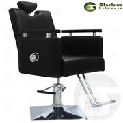 Classic Styling Chair With Headrest | Salon Equipment for sale in Lagos State, Surulere