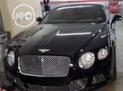 Bentley Continental 2016 Black | Cars for sale in Lagos State, Lekki Phase 2
