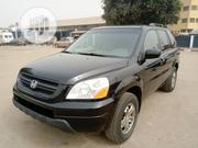 Honda Pilot 2005 LX 4x4 (3.5L 6cyl 5A) Black   Cars for sale in Lagos State, Alimosho