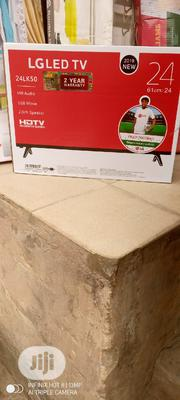 LGLED TV 24 Inch | TV & DVD Equipment for sale in Lagos State, Ilupeju