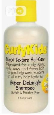 Curly Kids Super Detangle Shampoo | Baby & Child Care for sale in Lagos State, Ojo