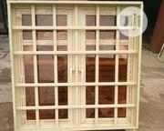 Casement Window With Net And Protector | Windows for sale in Rivers State, Port-Harcourt