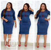 New Trukey Female Blue Gown | Clothing for sale in Lagos State, Victoria Island