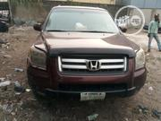 Honda Pilot 2008 EX 4x4 (3.5L 6cyl 5A) Red | Cars for sale in Rivers State, Port-Harcourt
