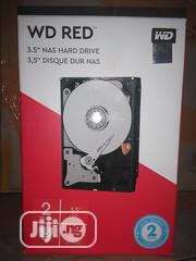 WD Red 2tb Internal HDD Desktop | Computer Accessories  for sale in Lagos State, Ikeja