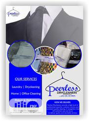 Peerlessdrycleaners   Cleaning Services for sale in Lagos State, Ojodu