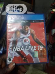 Ps4 NBA Live 19 | Video Games for sale in Lagos State, Ikeja