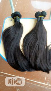 16inches Peruvian Straight Human Hair | Hair Beauty for sale in Lagos State, Ojodu