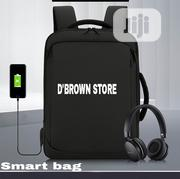 Laptop Smart Bag With Free Gift, Oxford Materials   Computer Accessories  for sale in Lagos State, Lagos Island