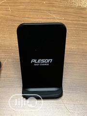 Fast Wireless Charger, 2 Coils QI Fast Wireless Charging Pad Stand For   Accessories for Mobile Phones & Tablets for sale in Enugu State, Enugu
