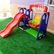 3 In Playground Set-slide, Swing & Basketball Hoop | Toys for sale in Lagos State, Ikeja
