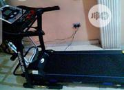 2hp America Fitness Treadmill With Massager and Mp3 | Sports Equipment for sale in Lagos State, Surulere