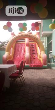 Circo Magico Slide Castle   Party, Catering & Event Services for sale in Lagos State, Lagos Island