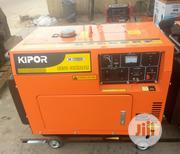 Brand New Kipor Diesel Generator 7.5kva | Electrical Equipment for sale in Lagos State, Ikeja