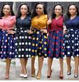 Quality Female Flare Dress | Clothing for sale in Ikoyi, Lagos State, Nigeria