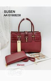 New Susen Quality Female Leather Handbag | Bags for sale in Lagos State, Surulere