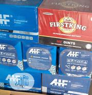 12v 75ah AHF Professional Power Battery | Vehicle Parts & Accessories for sale in Lagos State