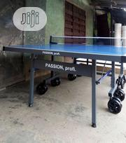 Passion Profile Outdoor Table Tennis Board (Water Resistance)   Sports Equipment for sale in Lagos State, Victoria Island