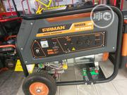 New Firman Petrol Generator RD8910EX 8.2kva | Electrical Equipment for sale in Lagos State, Ikeja