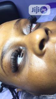 Semi Permanent Eyelash Extension | Makeup for sale in Lagos State, Lekki Phase 1