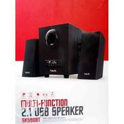 Havit Multi-Function 2.1 USB Speaker (Inbuilt Power Bank) | Audio & Music Equipment for sale in Lagos State, Ikeja